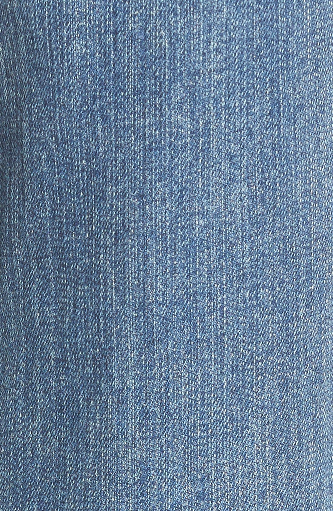 Alternate Image 5  - STS Blue 'Joey' Cropped Boyfriend Jeans