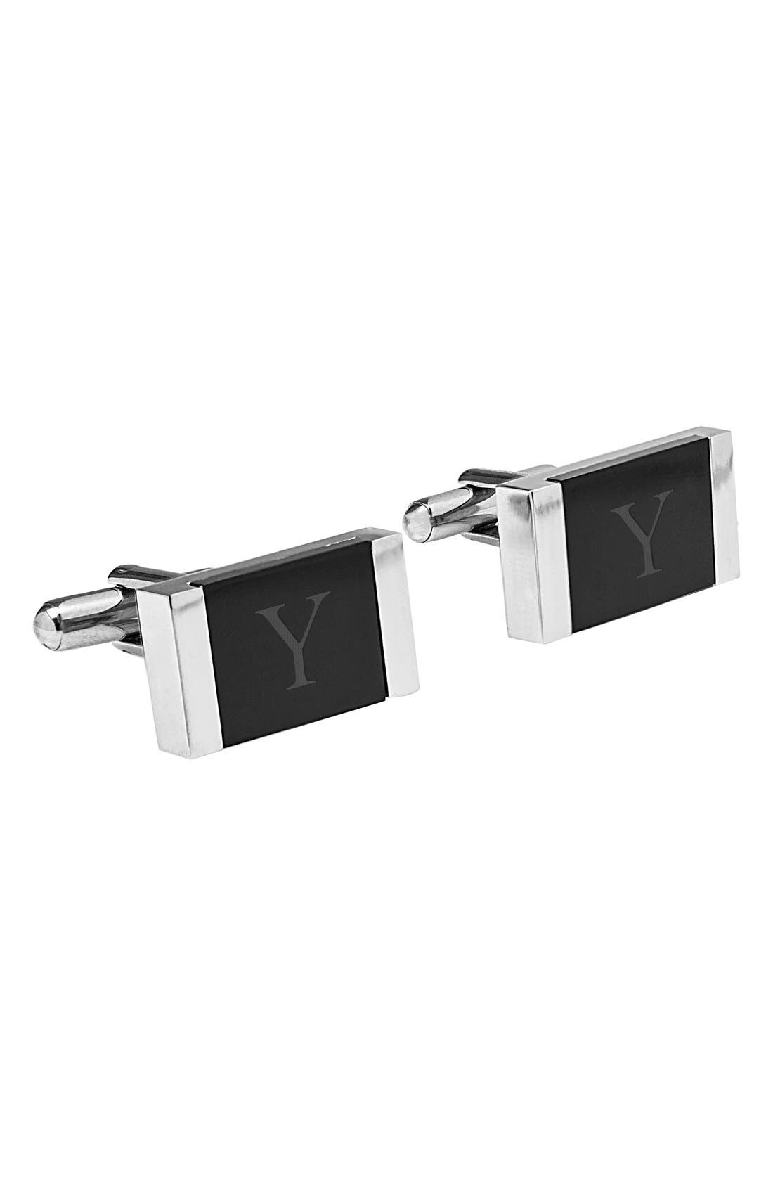 CATHY'S CONCEPTS Monogrammed Cuff Links