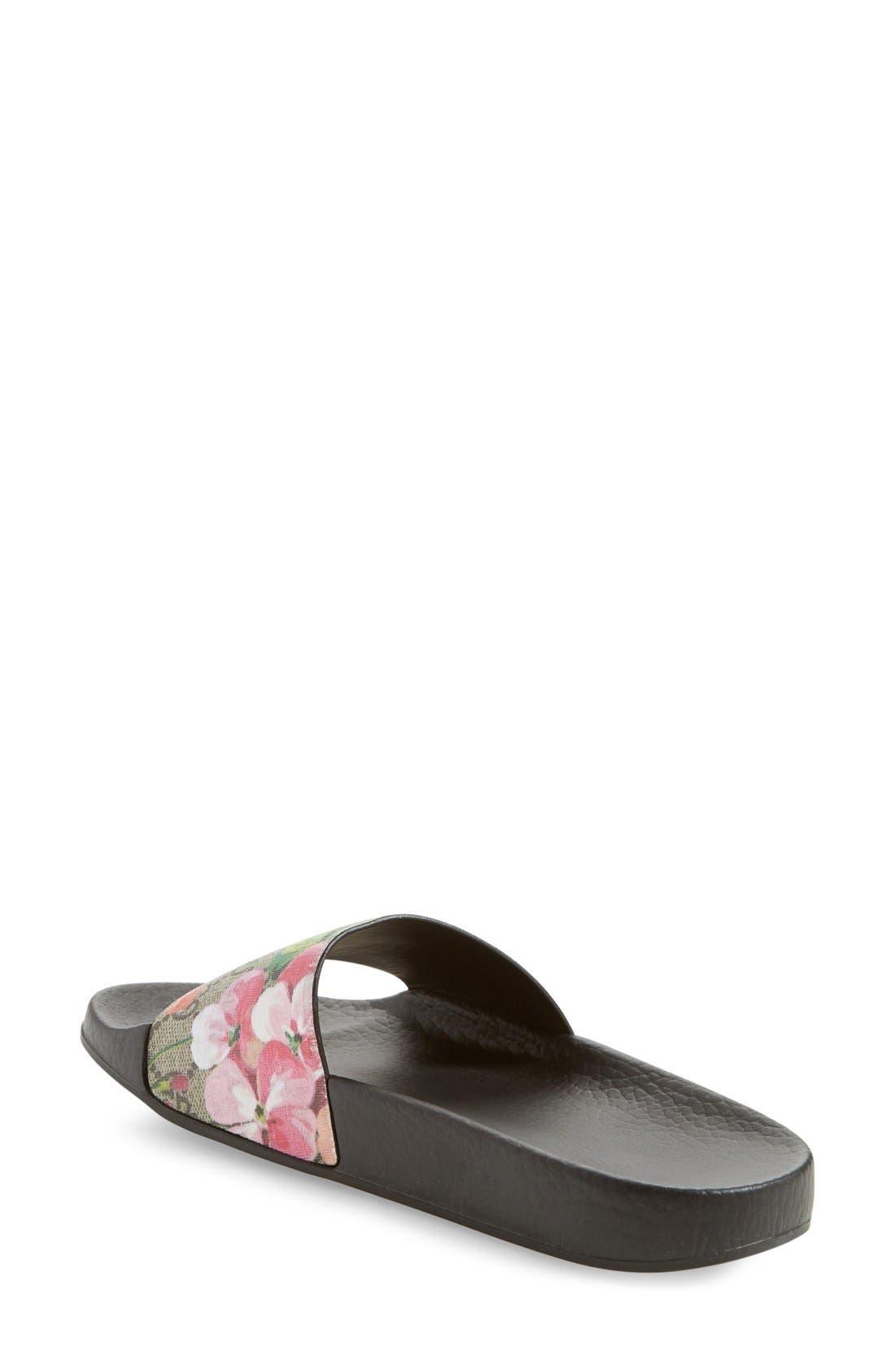 Black gucci sandals - Black Gucci Sandals 25