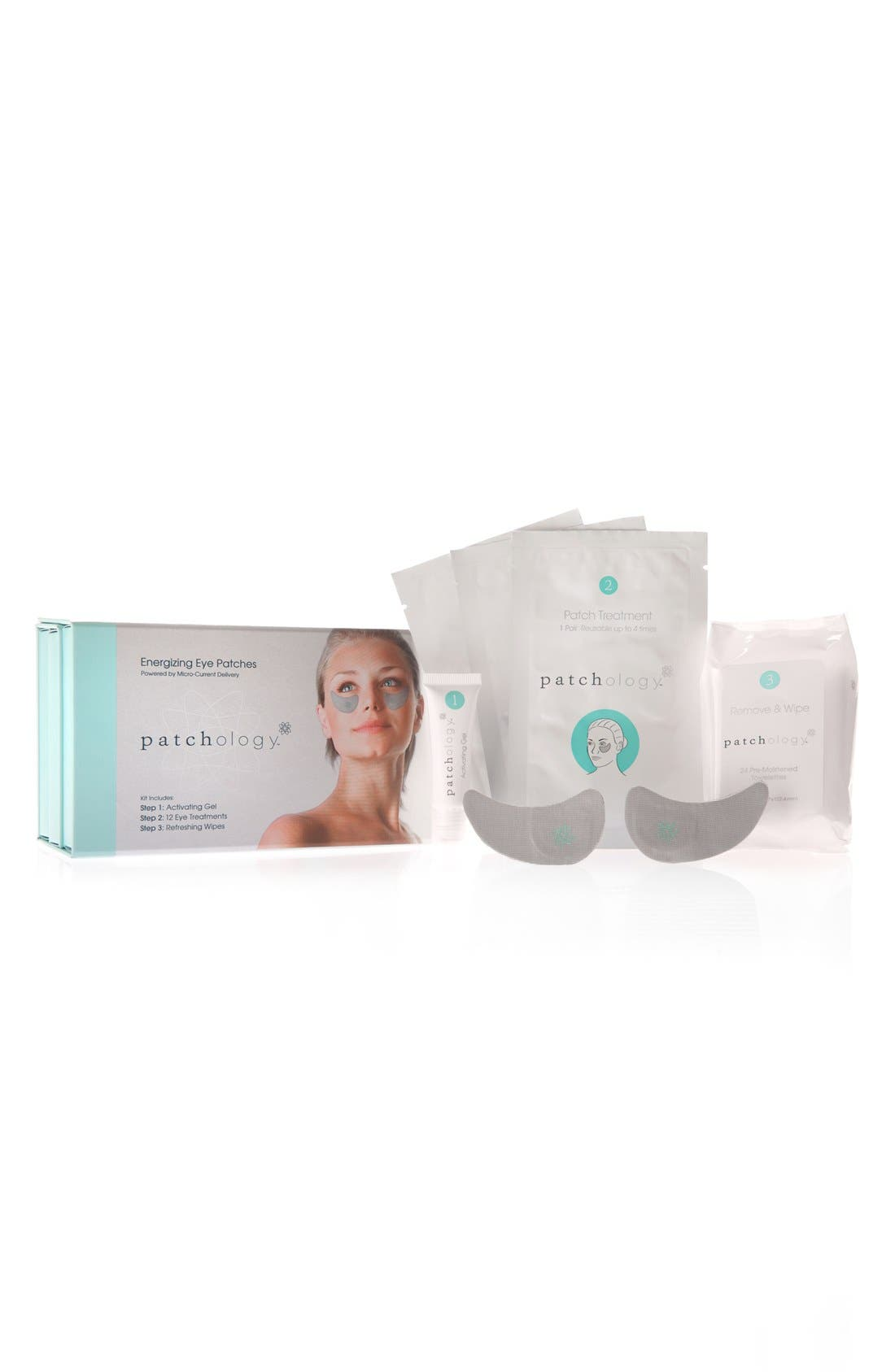 patchology Energizing Eye Patch Kit