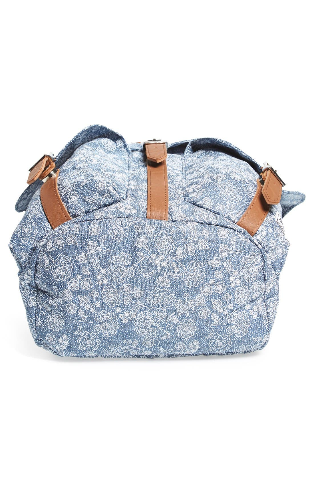 Alternate Image 6  - Herschel Supply Co 'Dawson - Floral' Backpack
