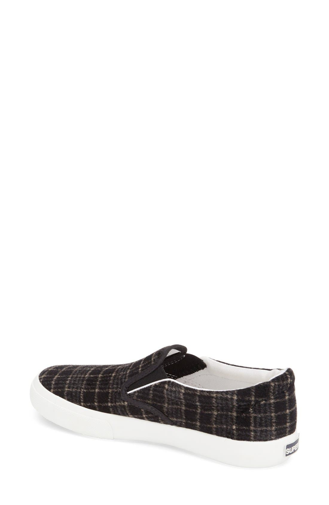 Alternate Image 2  - Superga Slip-On Sneaker (Women)