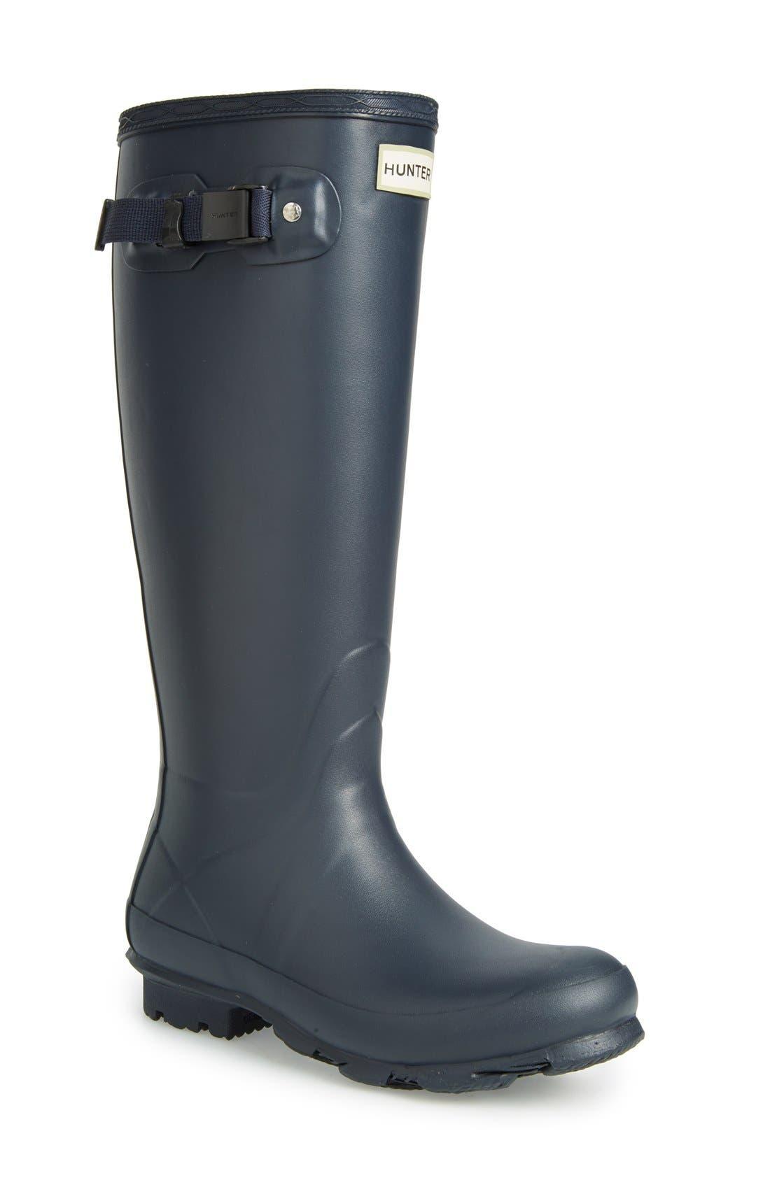 Alternate Image 1 Selected - Hunter 'Norris Field' Boot (Women)