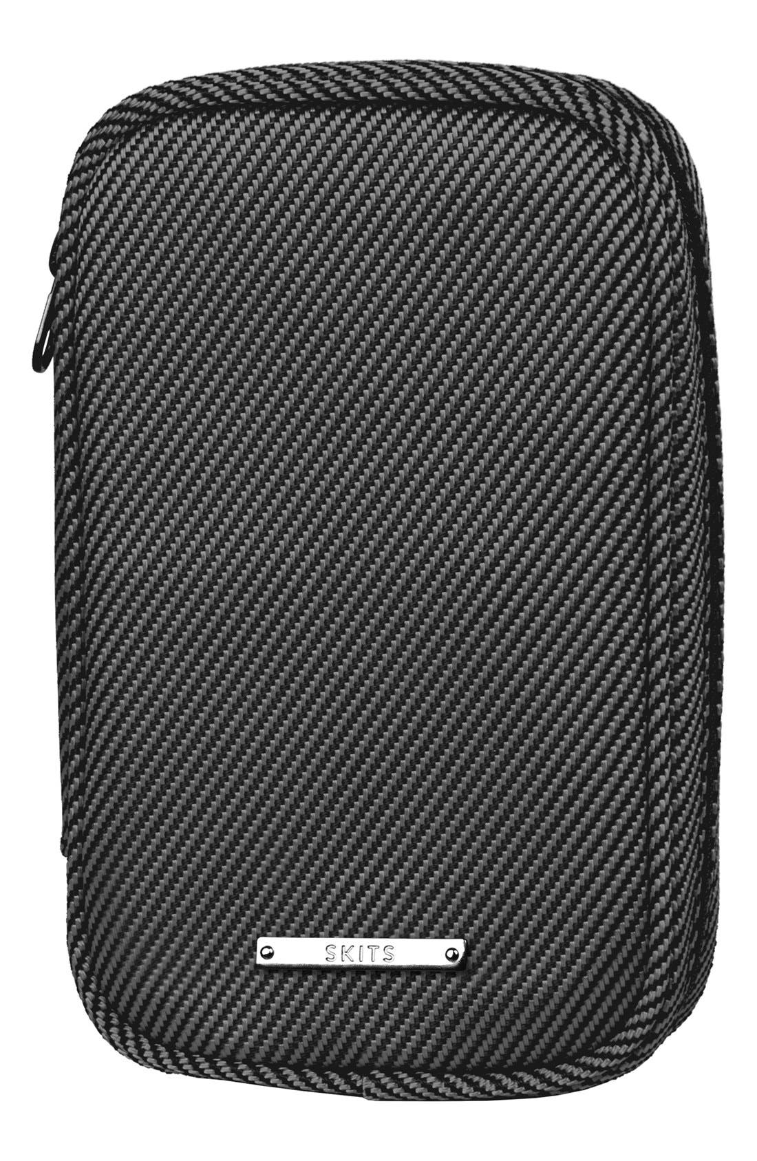 SKITS 'Clever - Carbon Stripe' Tech Case