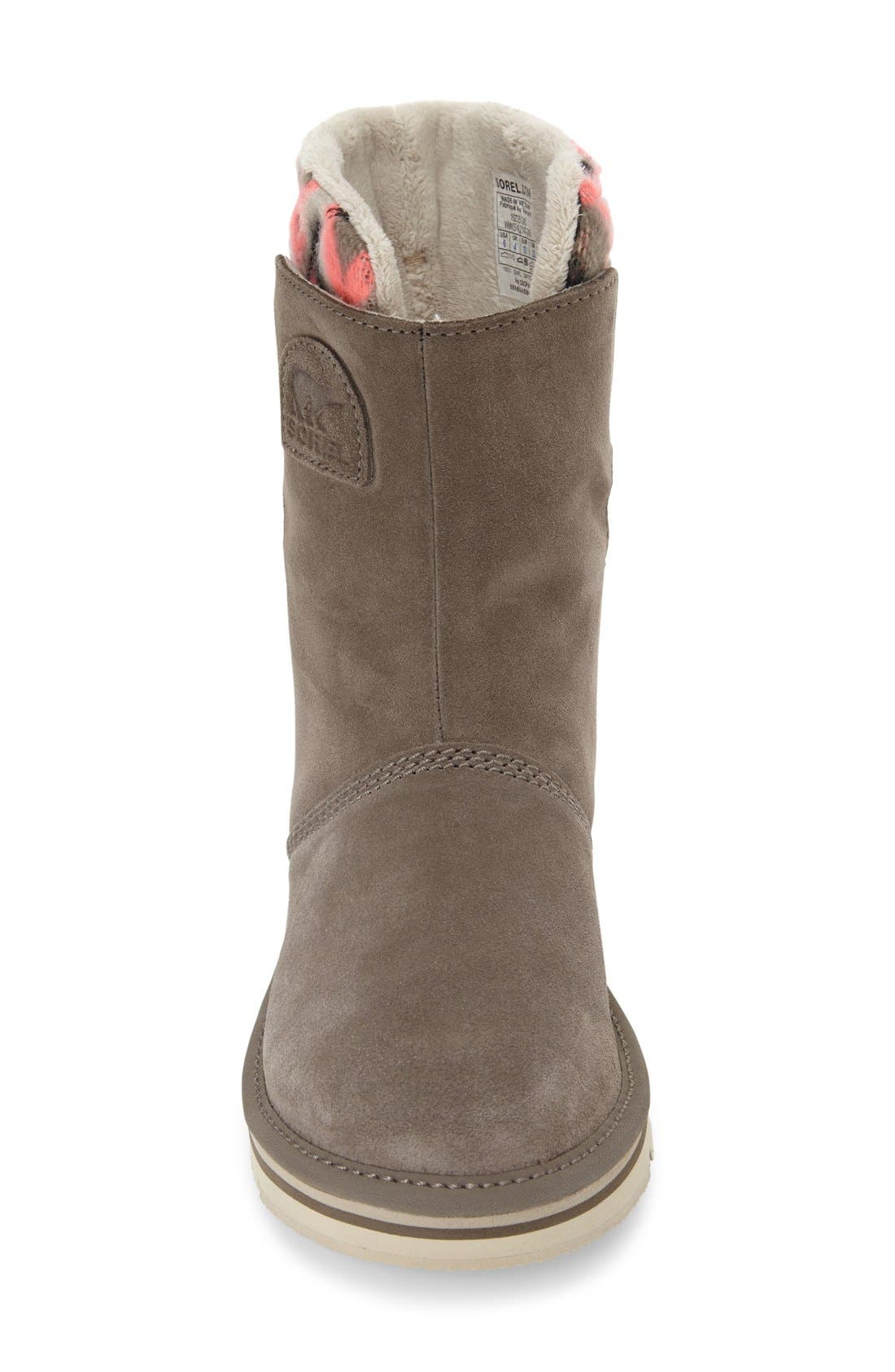 Alternate Image 3  - SOREL 'Newbie' Chevron Water Resistant Boot (Women)