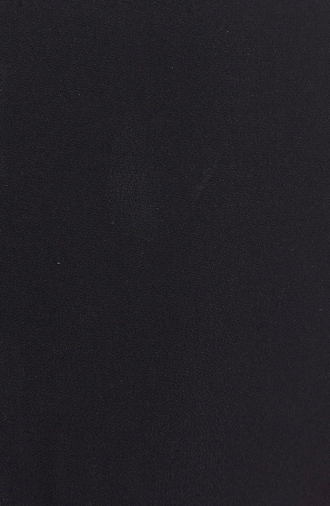 Alternate Image 5  - A.L.C. 'Emilia' Pleated Midi Dress