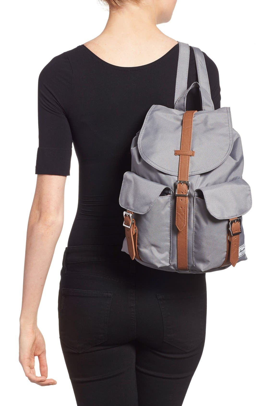Alternate Image 2  - Herschel Supply Co. 'Dawson - Mid Volume' Backpack