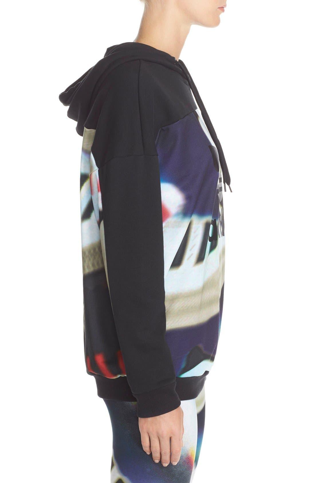 Alternate Image 3  - adidas Originals 'AOP' Hoodie