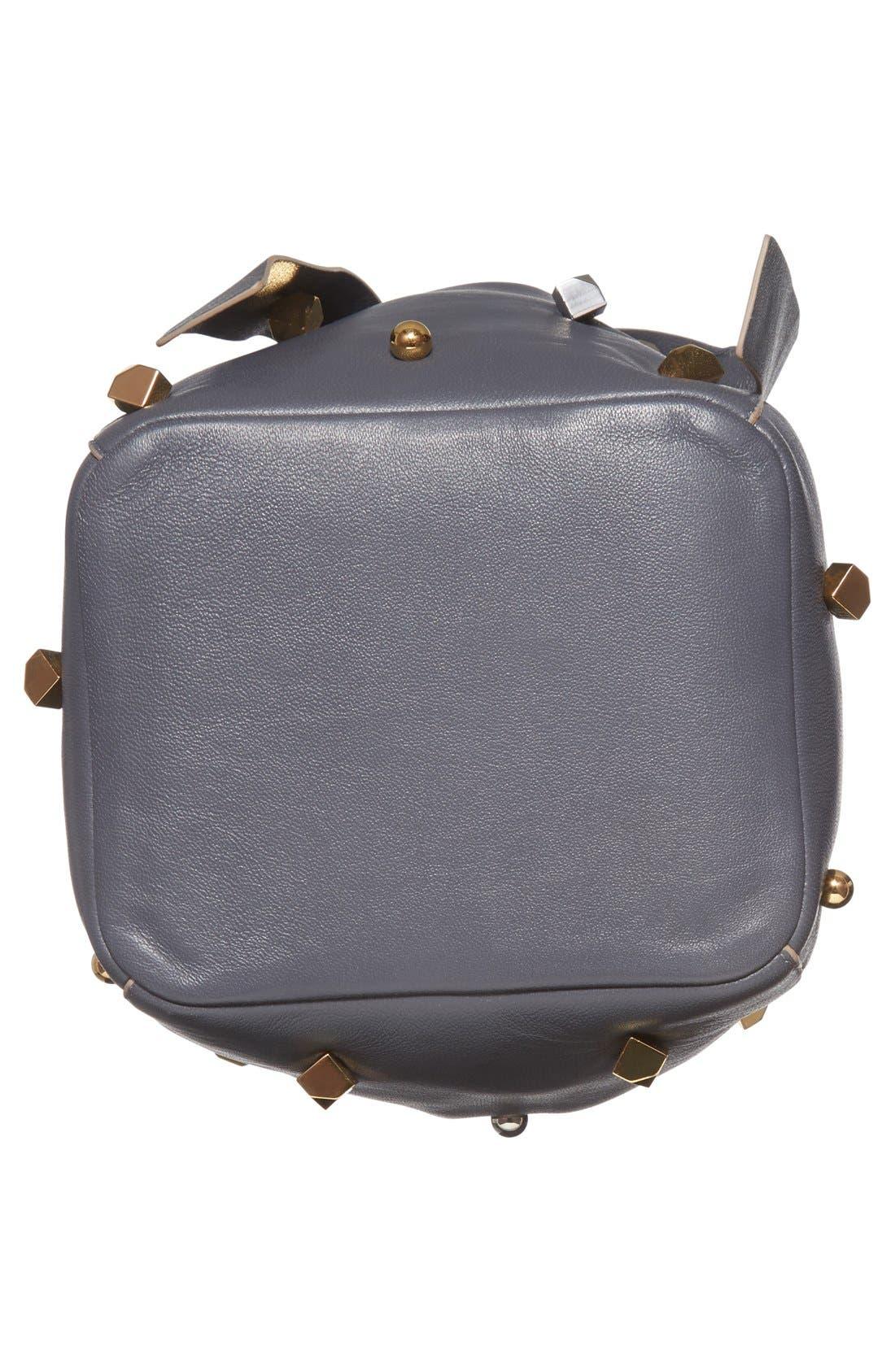 Alternate Image 6  - Jimmy Choo 'Eve' Studded Bucket Bag