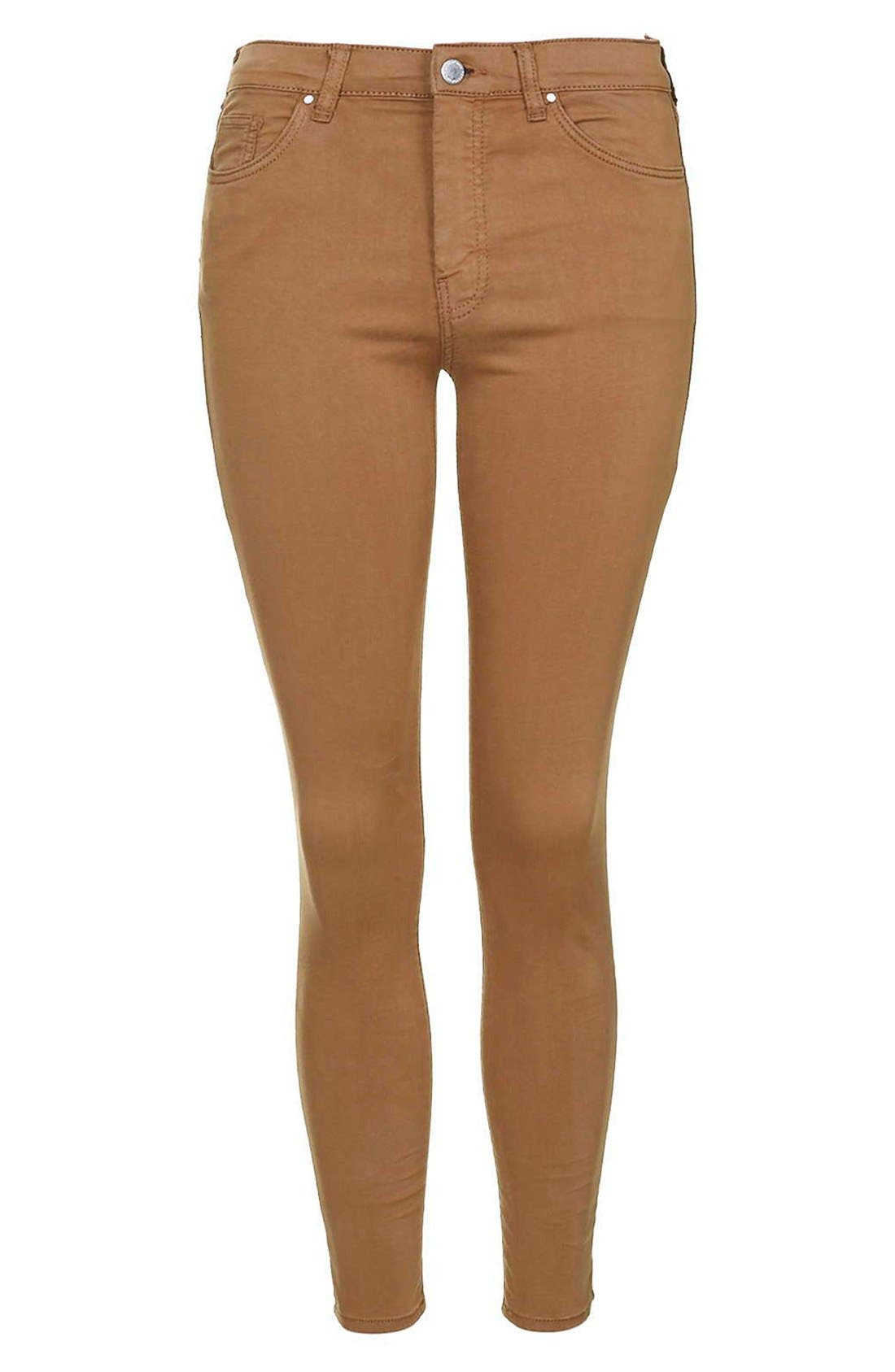 Alternate Image 4  - Topshop Moto 'Leigh' Skinny Jeans