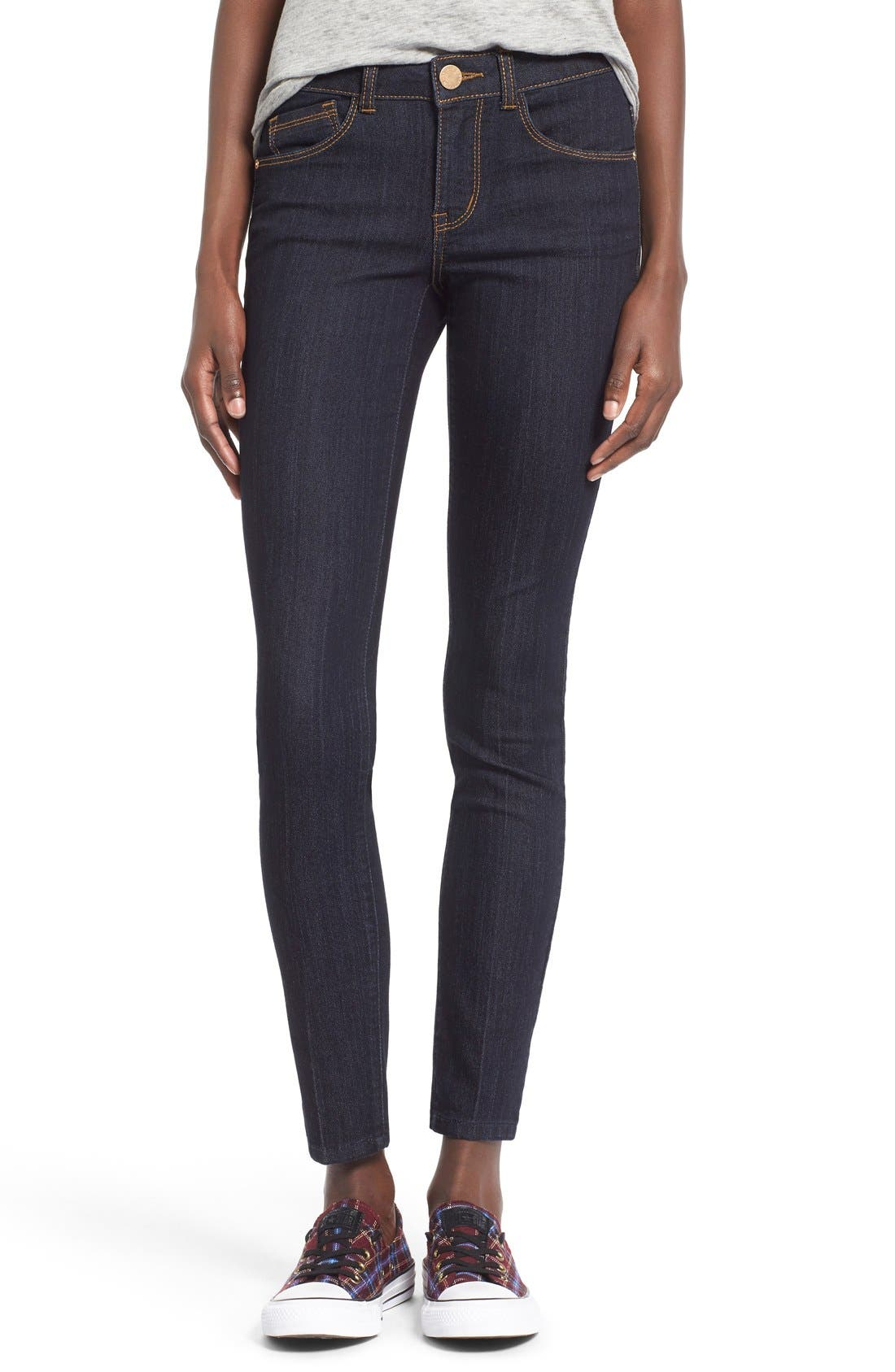 Main Image - Jolt Skinny Jeans (Indigo)