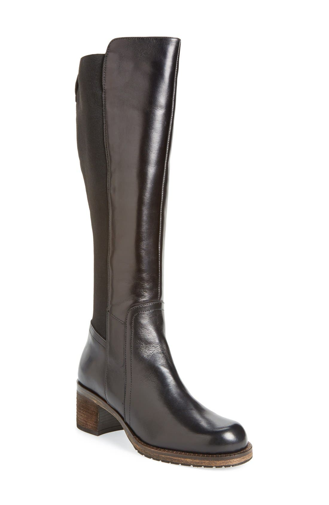 Alternate Image 1 Selected - Dune London 'Tarra' Knee High Boot (Women)