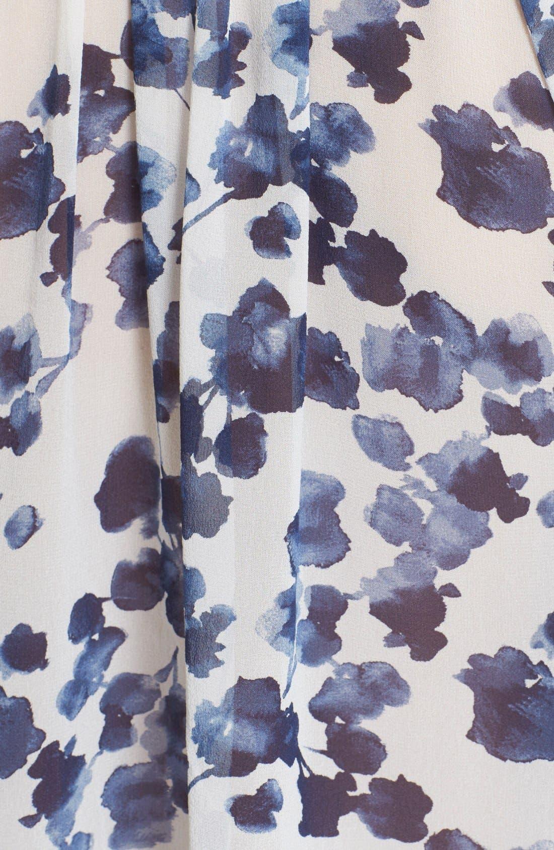 Alternate Image 5  - Joie 'Roachan' Floral Print Blouse (Nordstrom Exclusive)