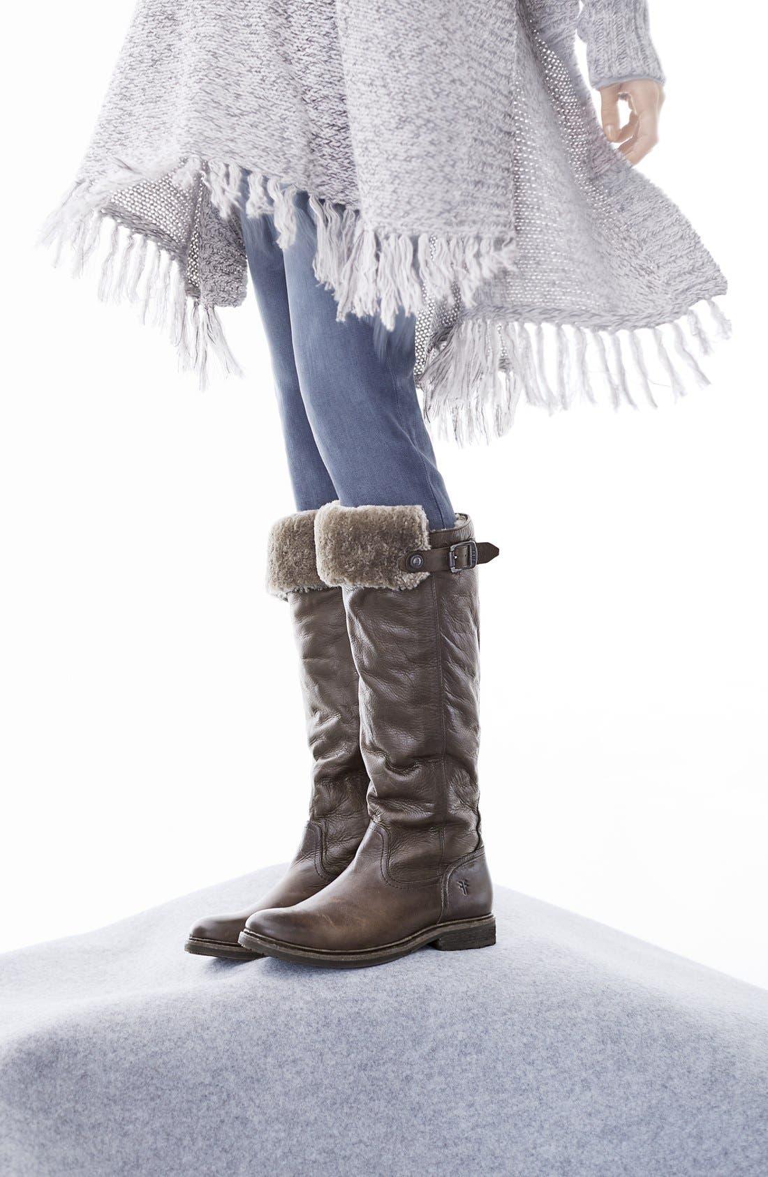 Alternate Image 5  - Frye 'Mara Button' Boot (Women)