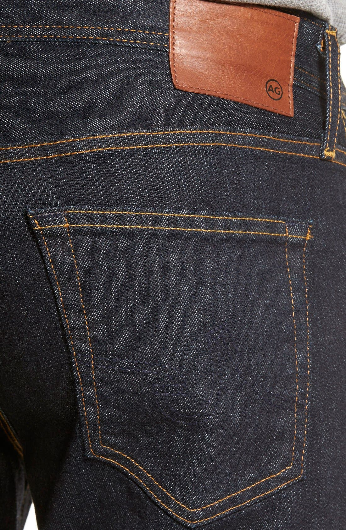 Alternate Image 4  - AG Jeans Matchbox Slim Fit Jeans (Jack)