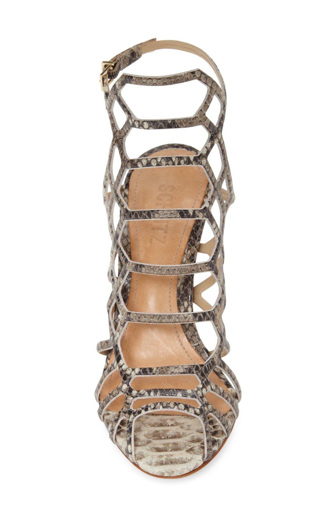 Alternate Image 3  - Schutz 'Juliana' Sandal (Women)