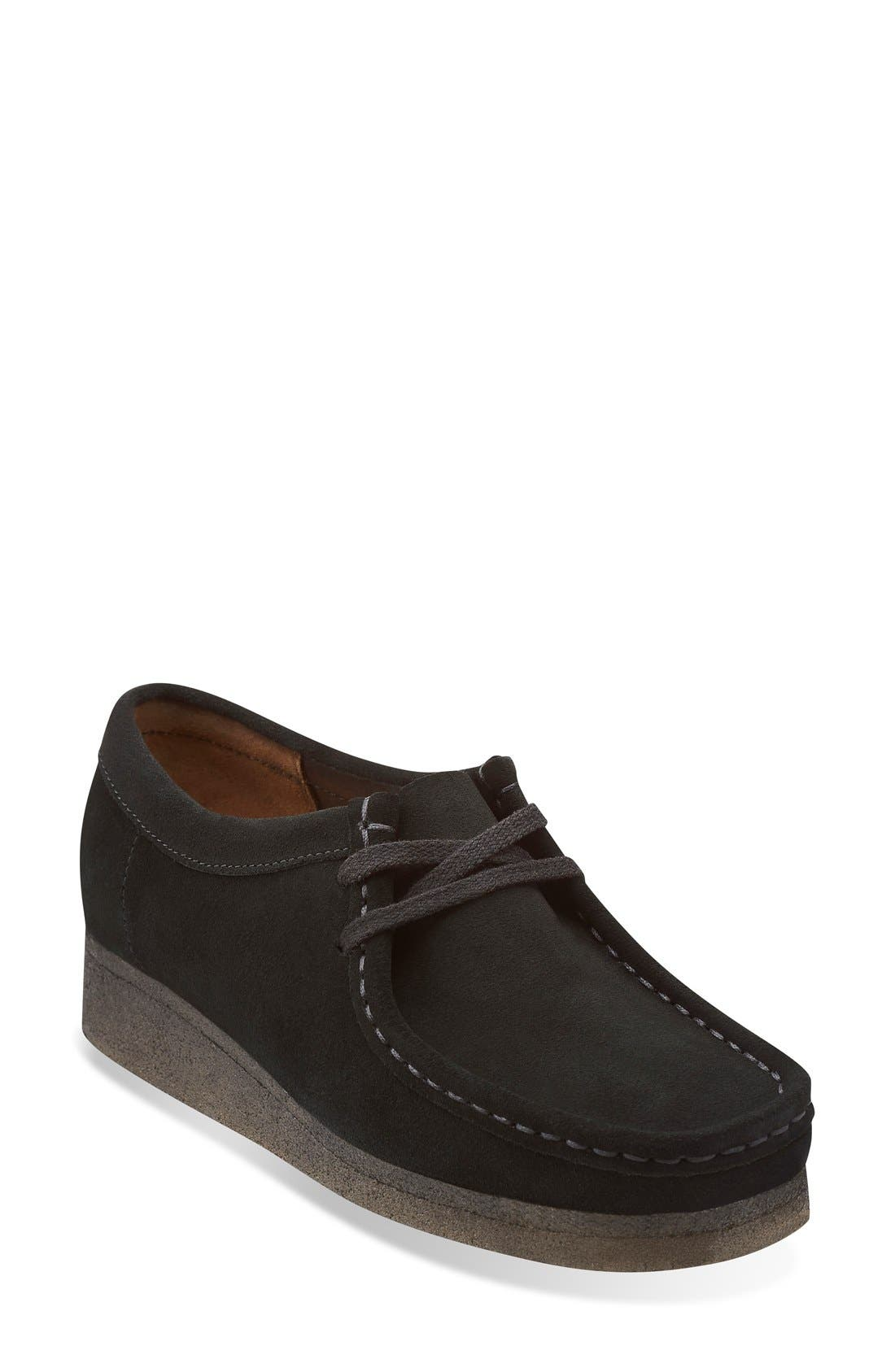 Clarks® Originals 'Wallabee' Chukka Boot (Women)