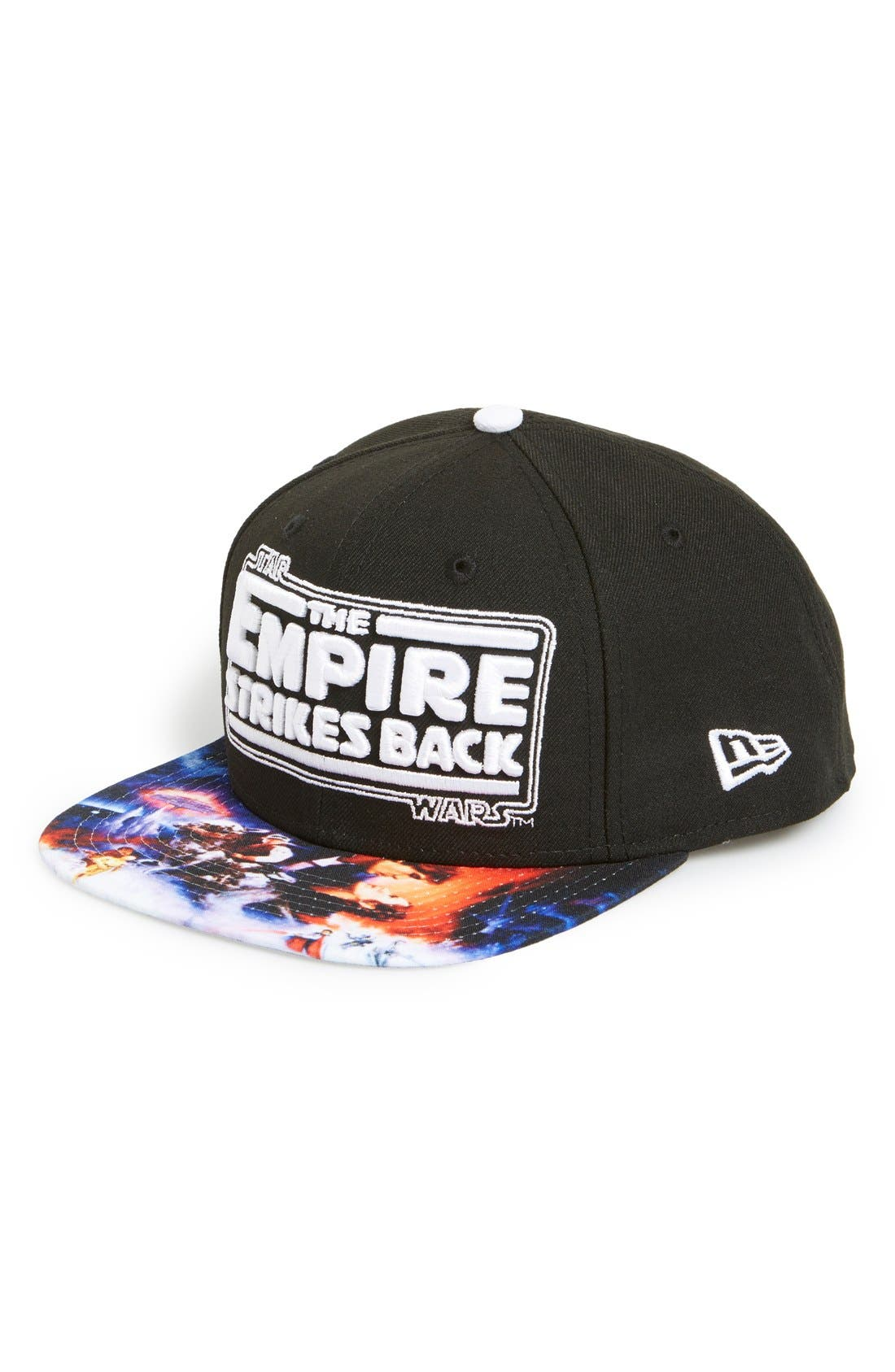 Alternate Image 1 Selected - New Era Cap 'Star Wars: The Empire Strikes Back' Snapback Cap