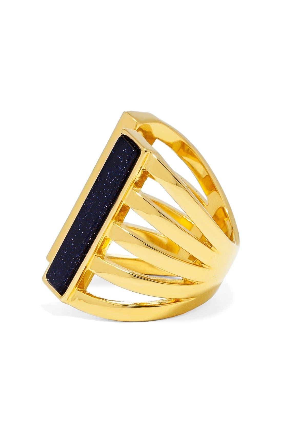 Alternate Image 2  - BaubleBar 'Sol' Open Ring