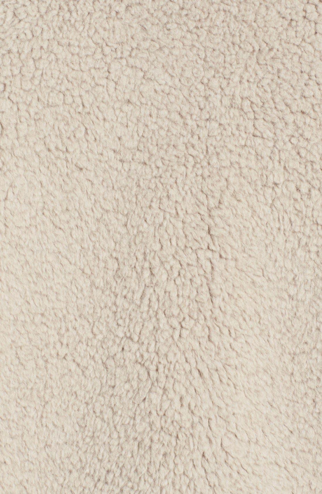 Alternate Image 5  - BB Dakota 'Daylin' Faux Fur One Button Coat