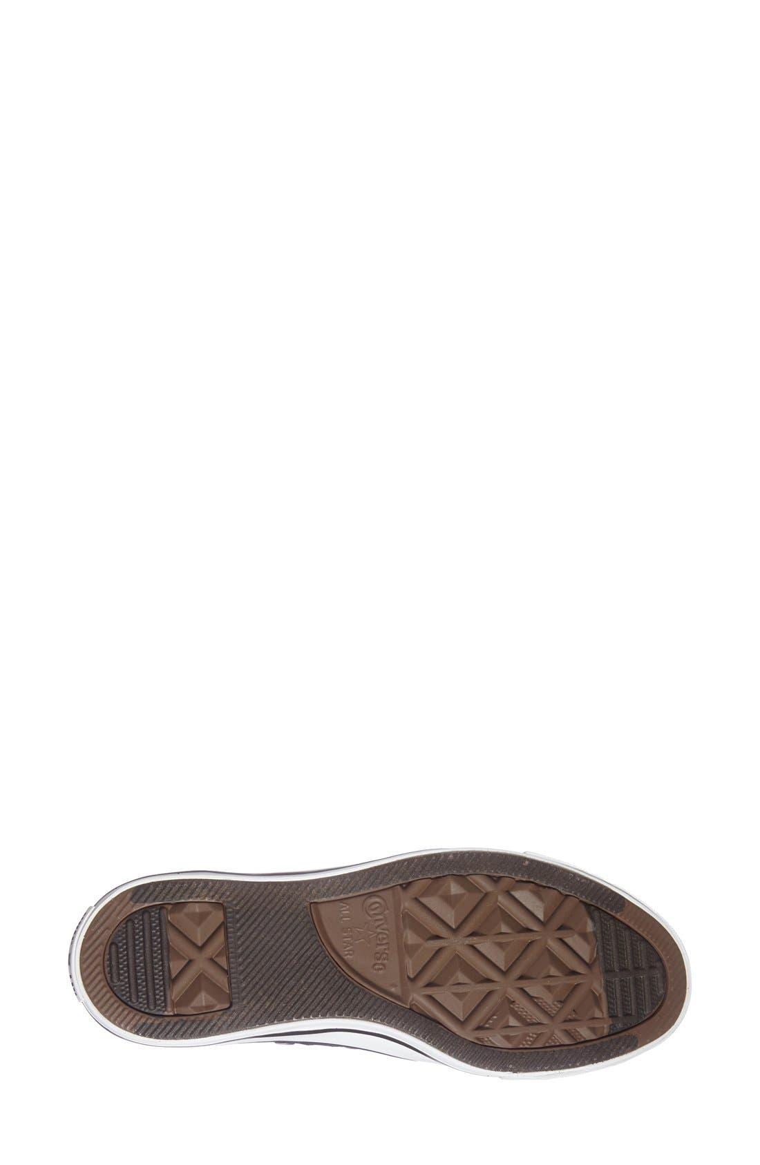 Alternate Image 4  - Converse Chuck Taylor® All Star® 'Ox' Low Top Sneaker (Women)