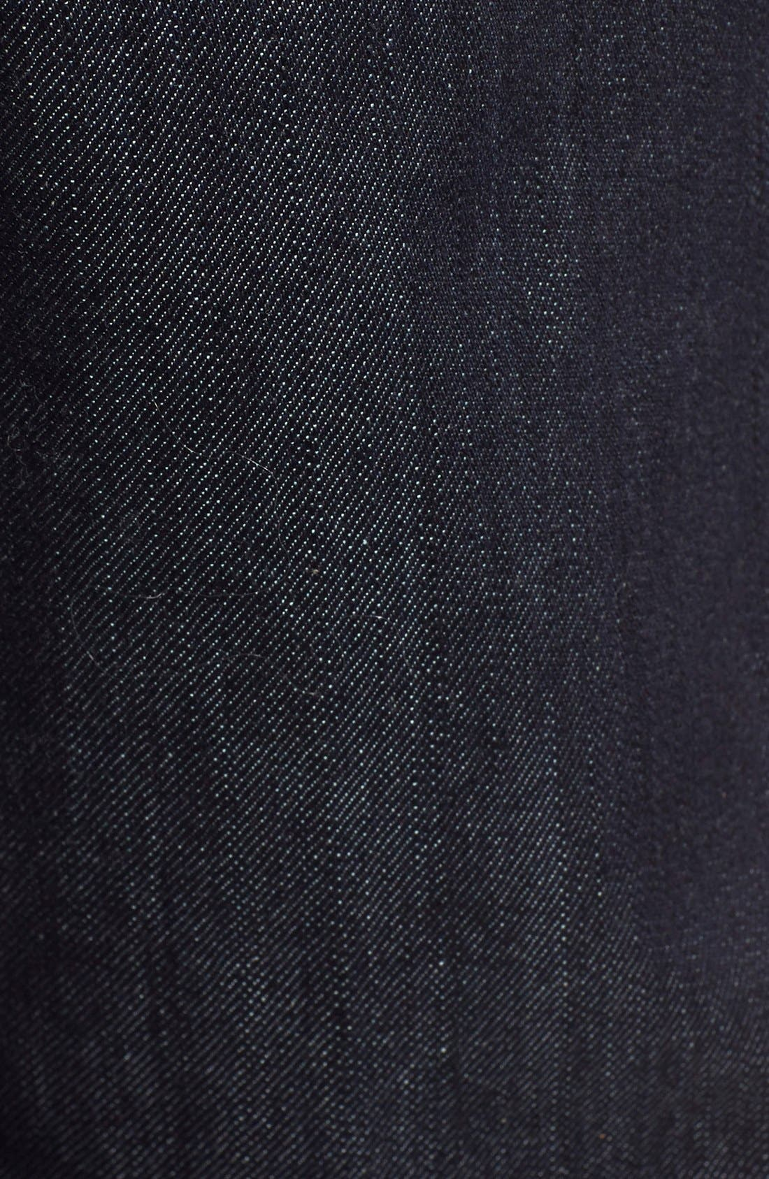 Alternate Image 5  - Joe's Brixton Slim Straight Fit Jeans (King) (Regular & Tall)