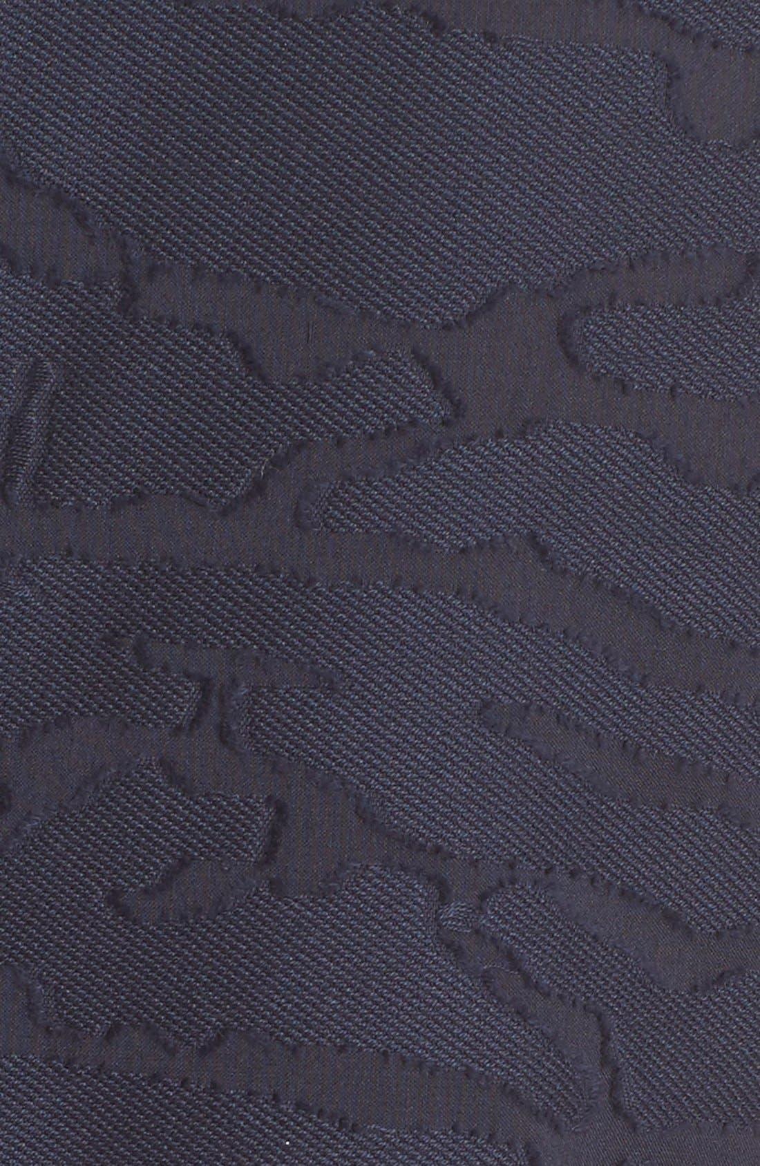 Alternate Image 5  - Vince Fil Coupé Sleeveless Shift Dress (Nordstrom Exclusive)