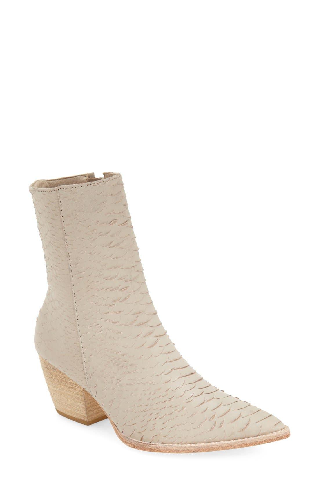 Main Image - Matisse 'Caty' Western Pointy Toe Bootie (Women)