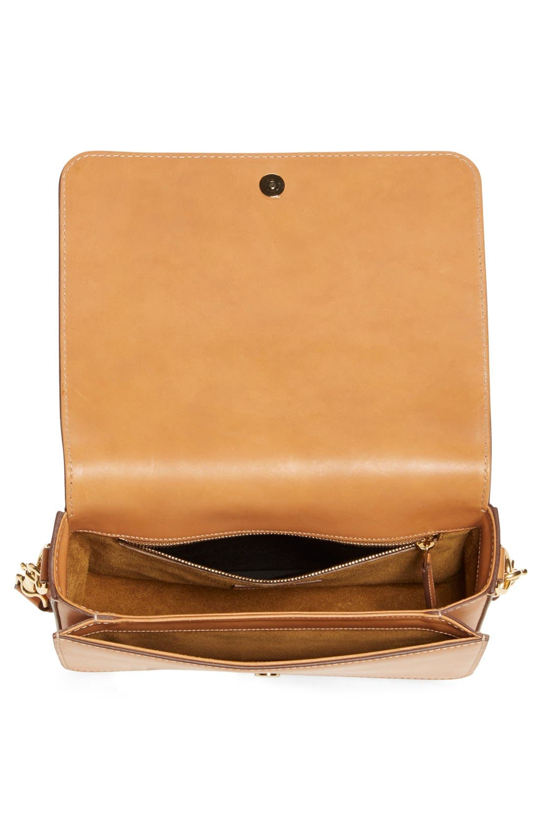 Alternate Image 4  - Saint Laurent 'Medium Monogram' Leather Crossbody Bag