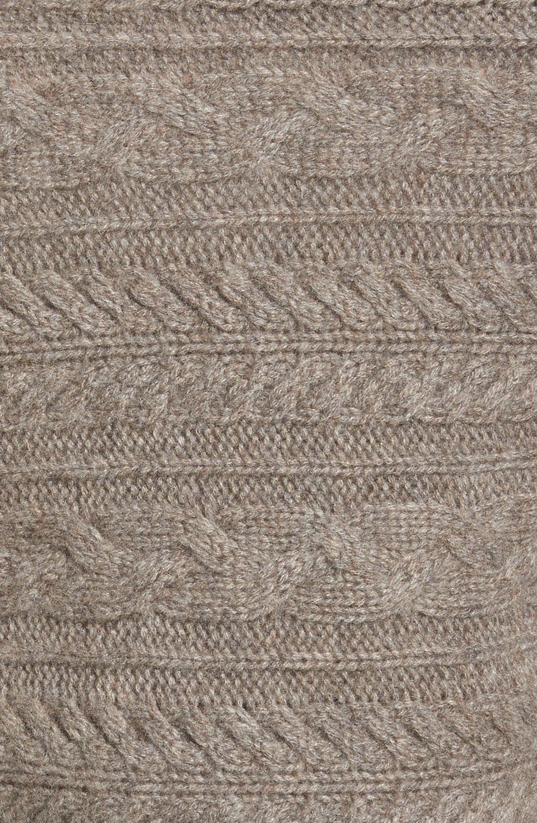 Alternate Image 2  - James Perse Cashmere Infinity Scarf