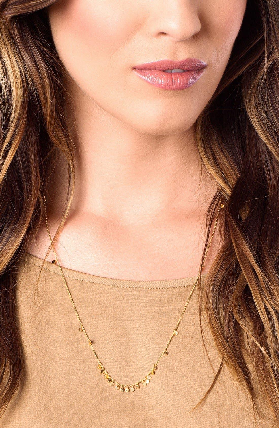 Alternate Image 6  - gorjana 'Chloe' Mini Long Necklace