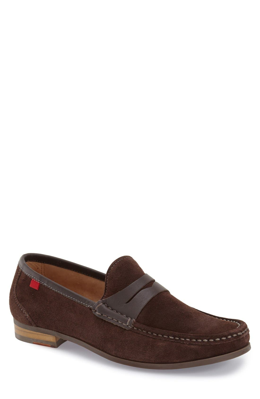 MARC JOSEPH NEW YORK 'Union Square' Penny Loafer