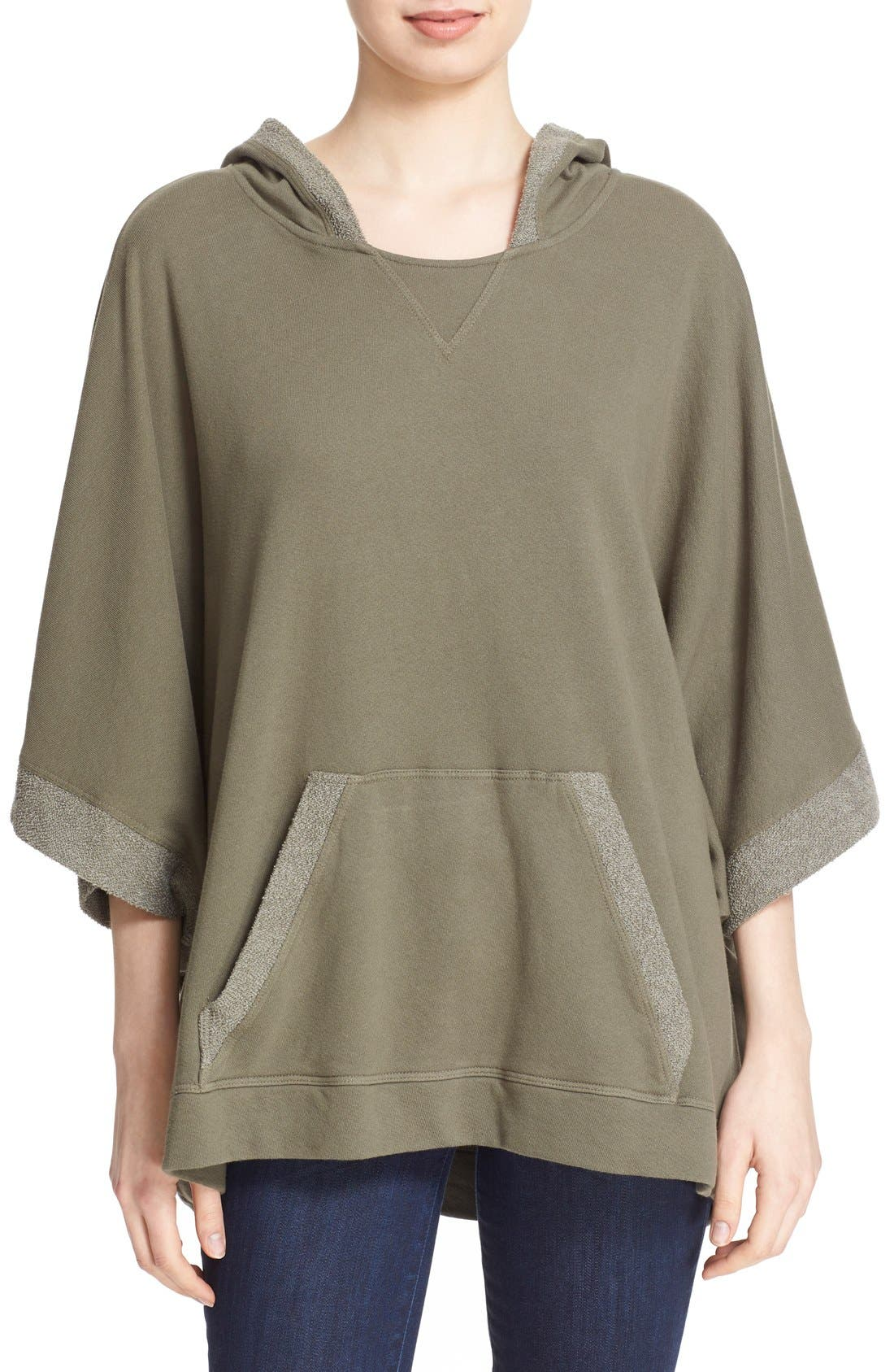 Main Image - Soft Joie 'Kory' Boxy Hooded Pullover
