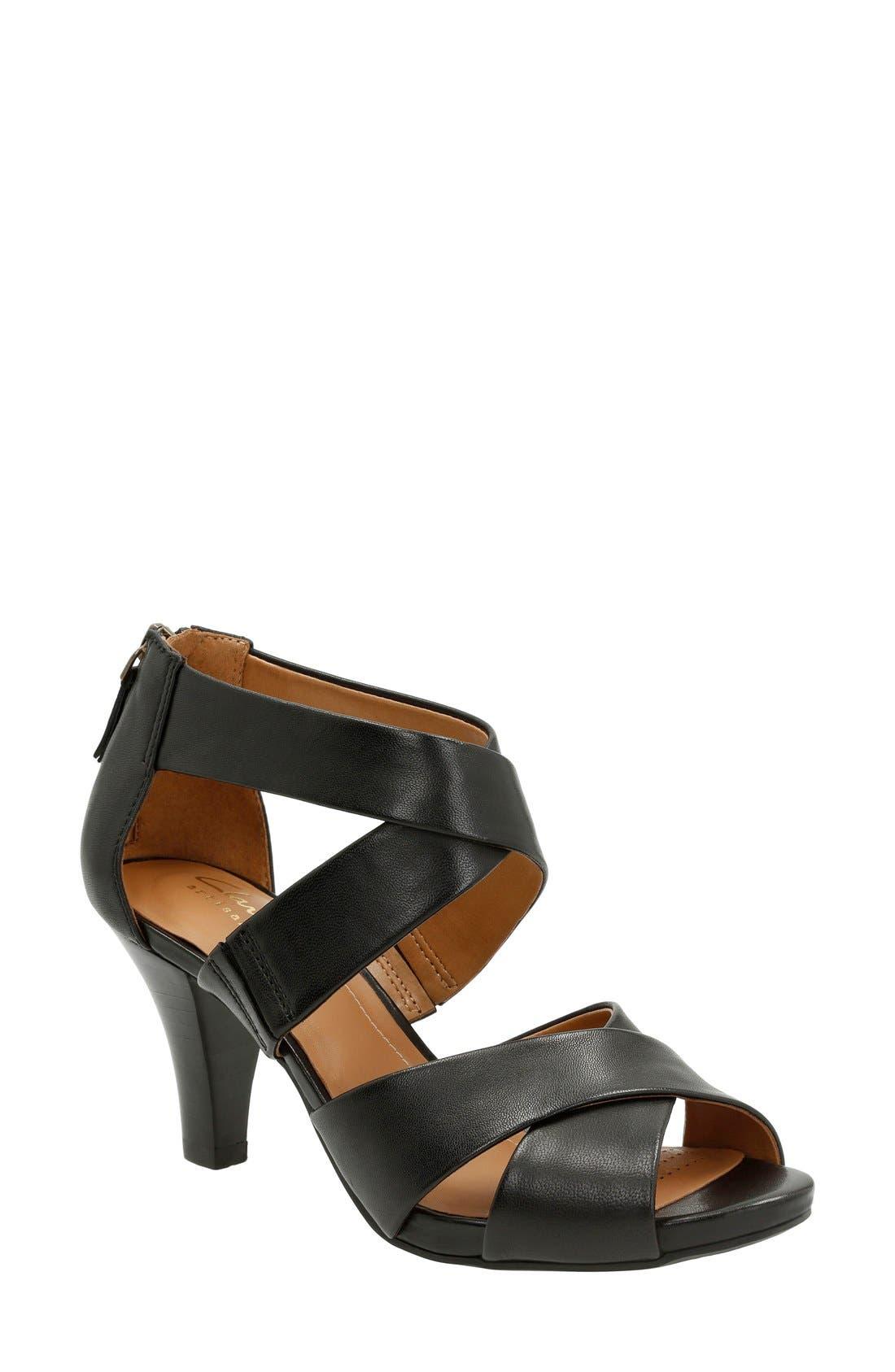 CLARKS® 'Florine Sashae' Sandal