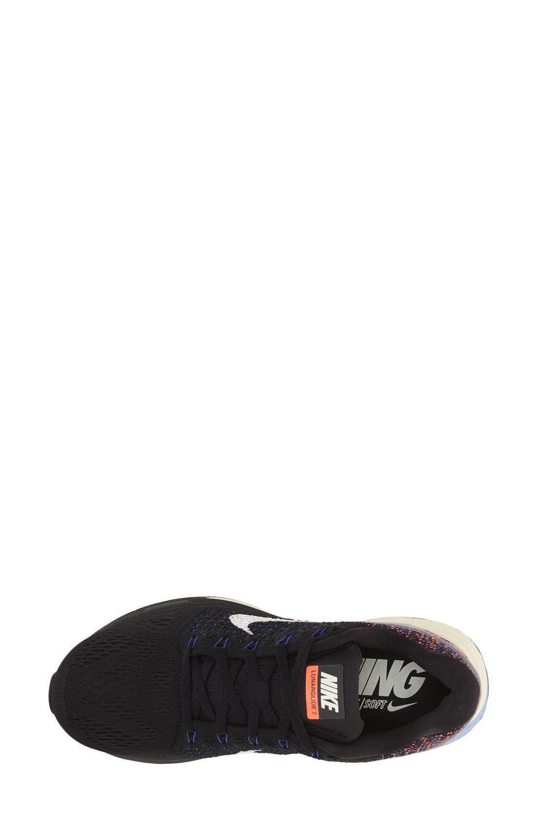 Alternate Image 4  - Nike 'LunarGlide 7' Running Shoe (Women)