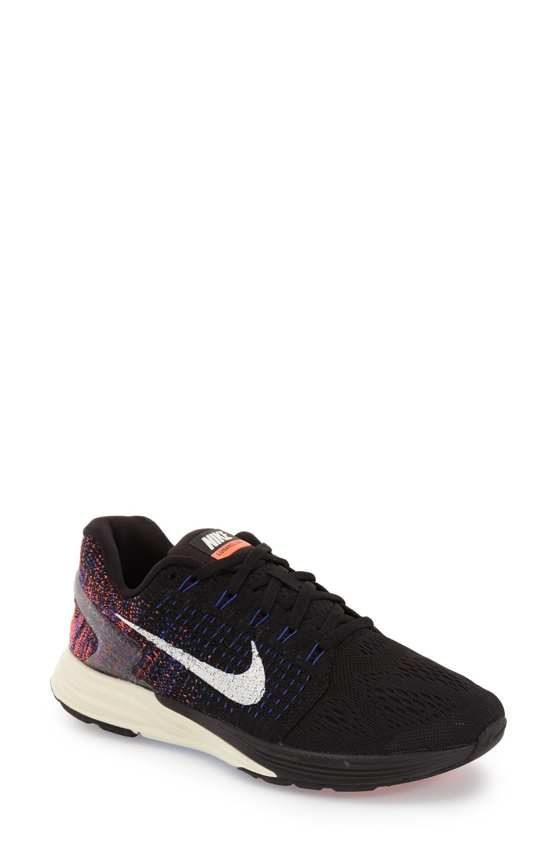 Alternate Image 1 Selected - Nike 'LunarGlide 7' Running Shoe (Women)