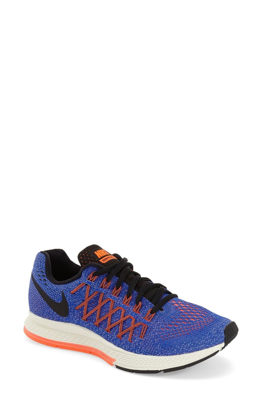 Alternate Image 1 Selected - Nike 'Zoom Pegasus 32' Running Shoe (Women)