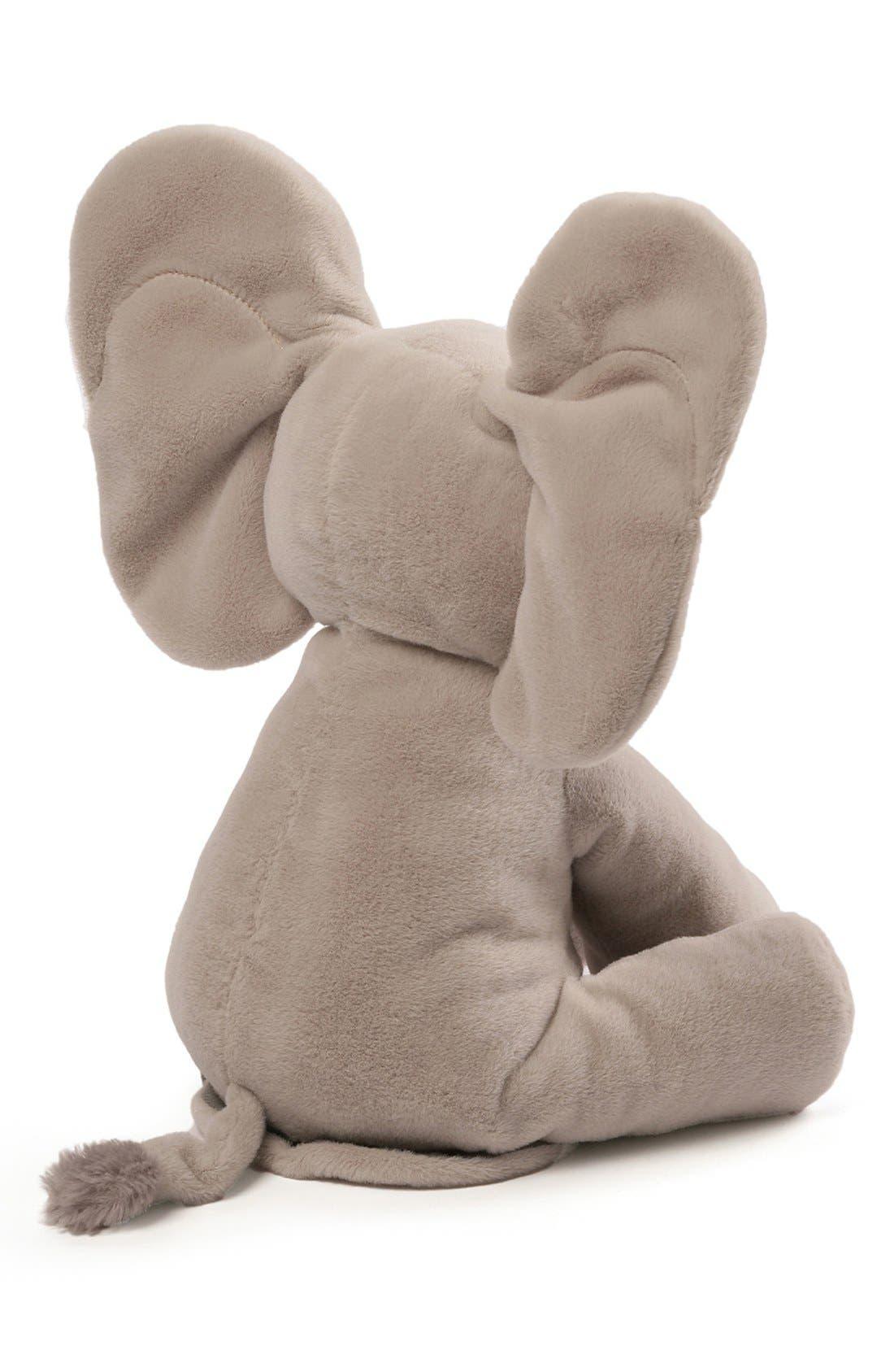 Alternate Image 2  - Baby Gund 'Flappy The Elephant' Musical Elephant