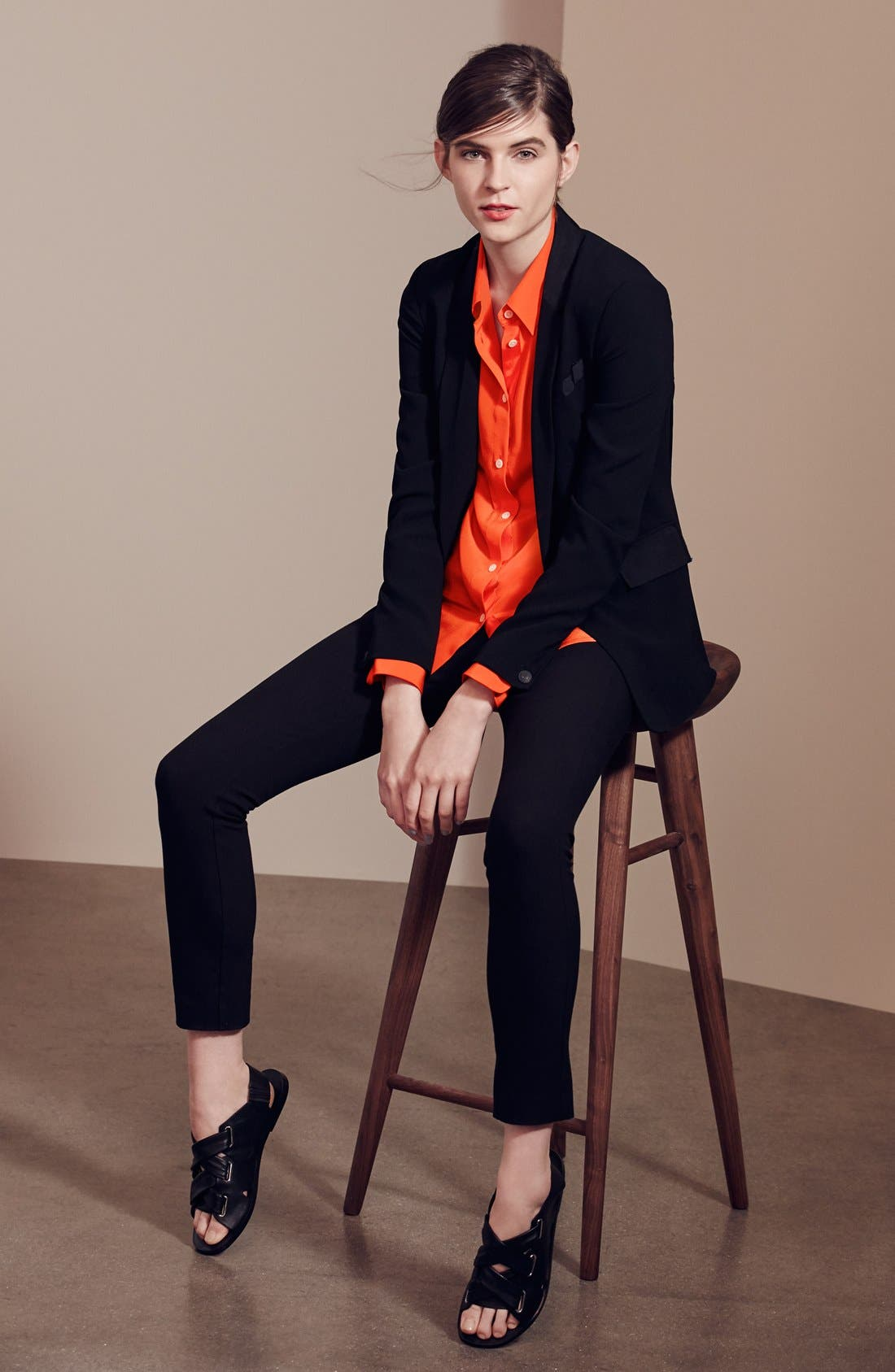 rag & bone Blazer, Shirt & Pants