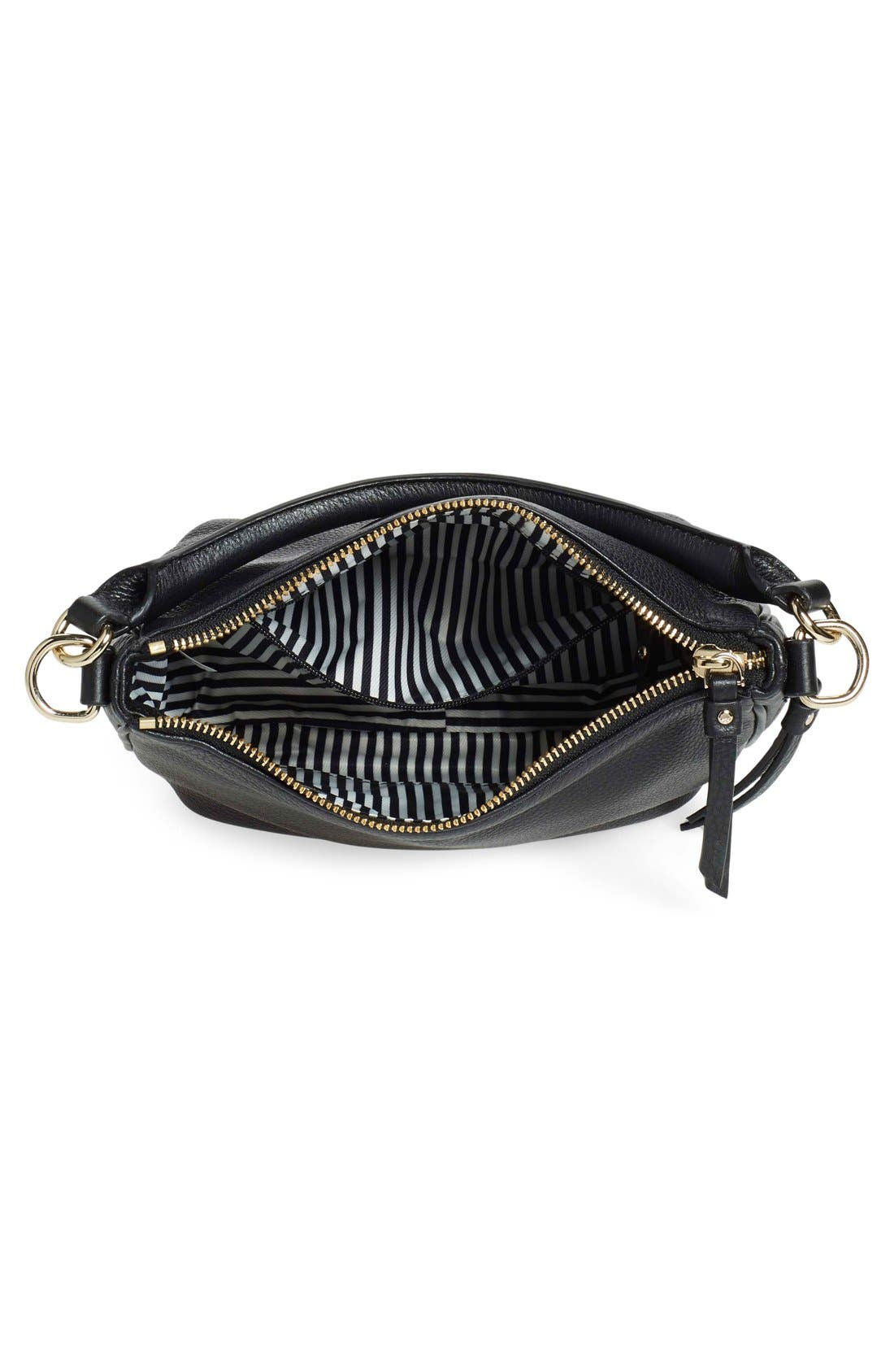 Alternate Image 4  - kate spade new york 'cobble hill - mini ella' leather crossbody bag