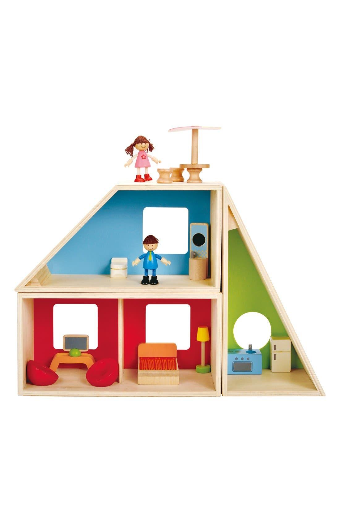 Hape Geometric Play House