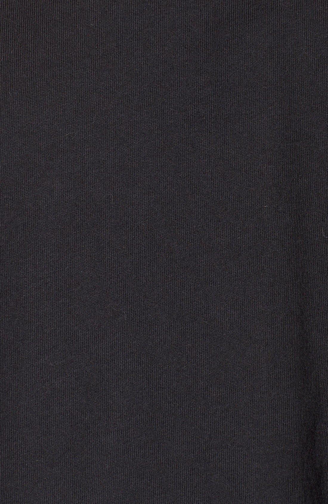 Alternate Image 5  - THE UPSIDE Logo Crop Pullover