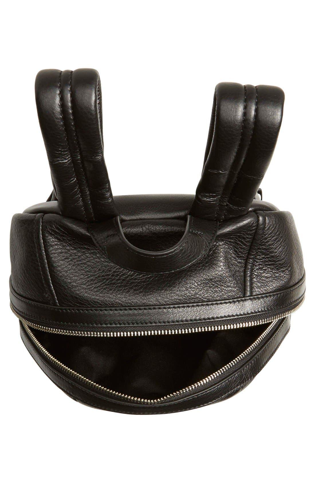 Alternate Image 4  - MARC JACOBS 'Biker' Leather Backpack
