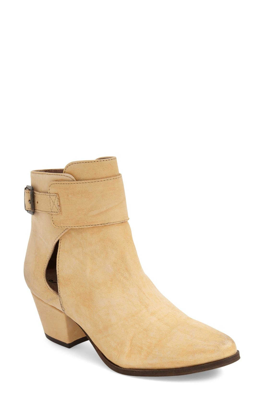 Alternate Image 1 Selected - Free People 'Belleville' Ankle Bootie (Women)