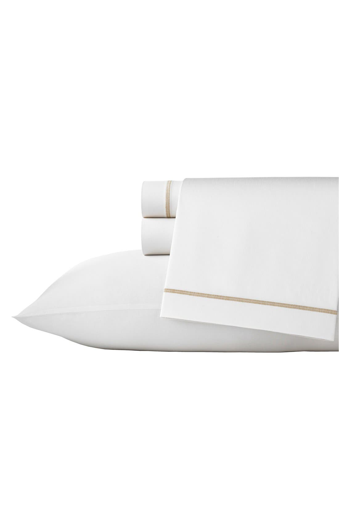 Vera Wang 'Winter Blossoms' 300 Thread Count Cotton Sateen Sheet Set