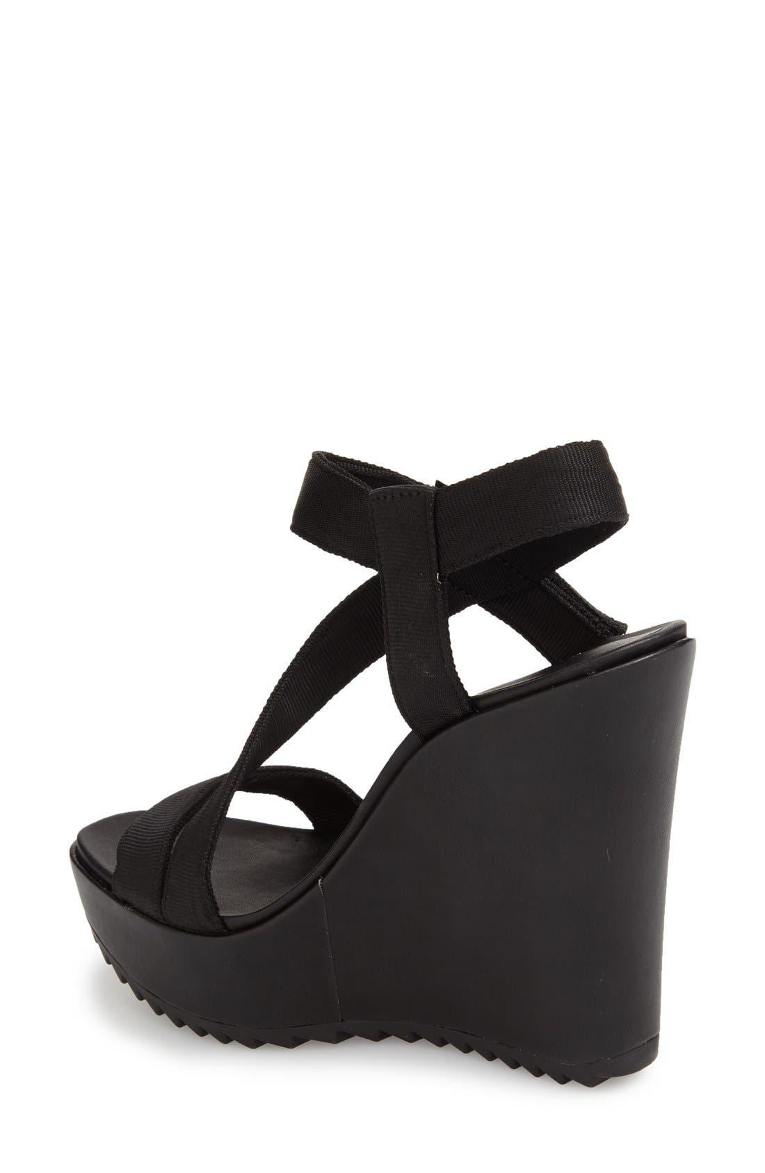 Alternate Image 2  - BCBGeneration 'Carille' Wedge Sandal (Women)