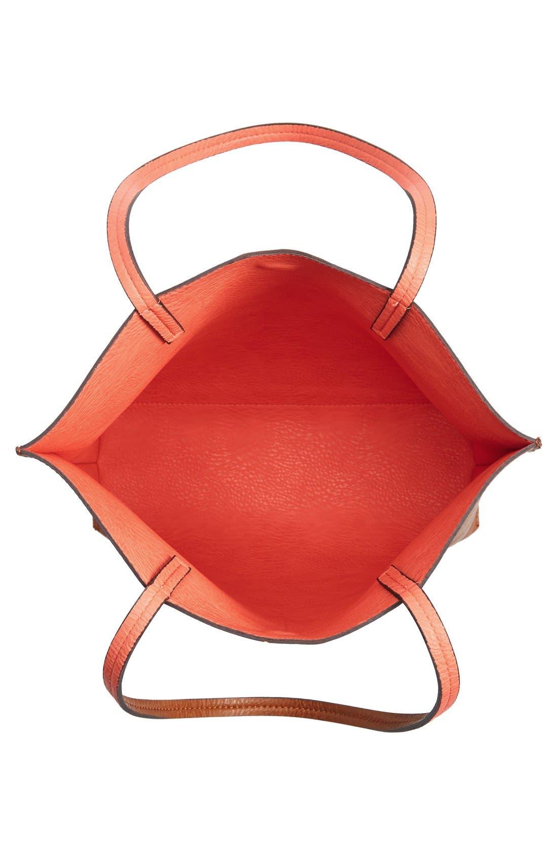 Alternate Image 4  - Street Level Pocket Tote & Envelope Clutch
