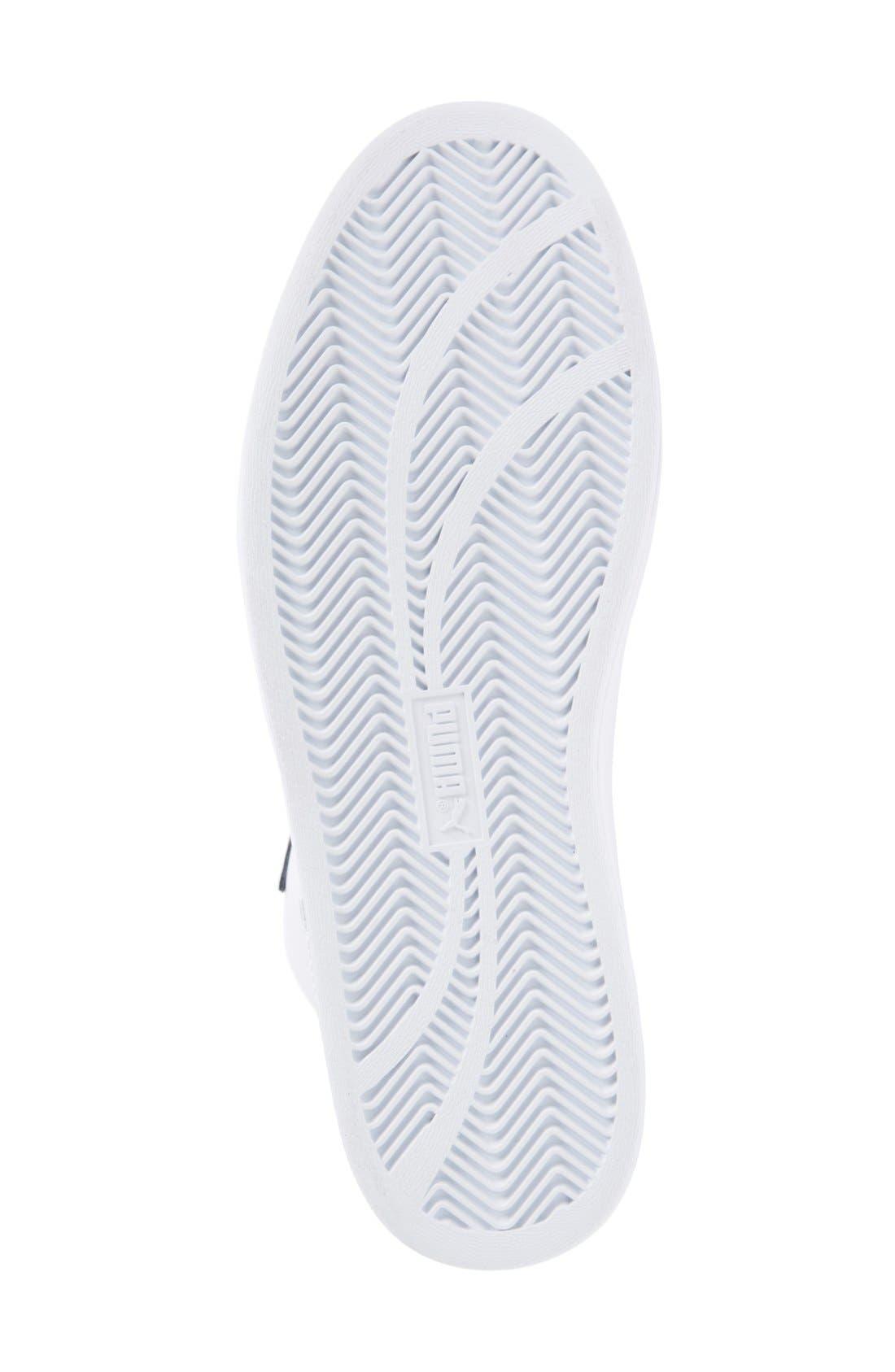 Alternate Image 4  - PUMA by Alexander McQueen 'McQ Brace Mid' Sneaker (Women)
