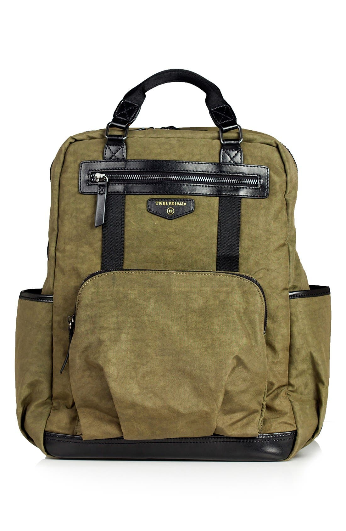 TWELVElittle 'Courage' Unisex Backpack Diaper Bag
