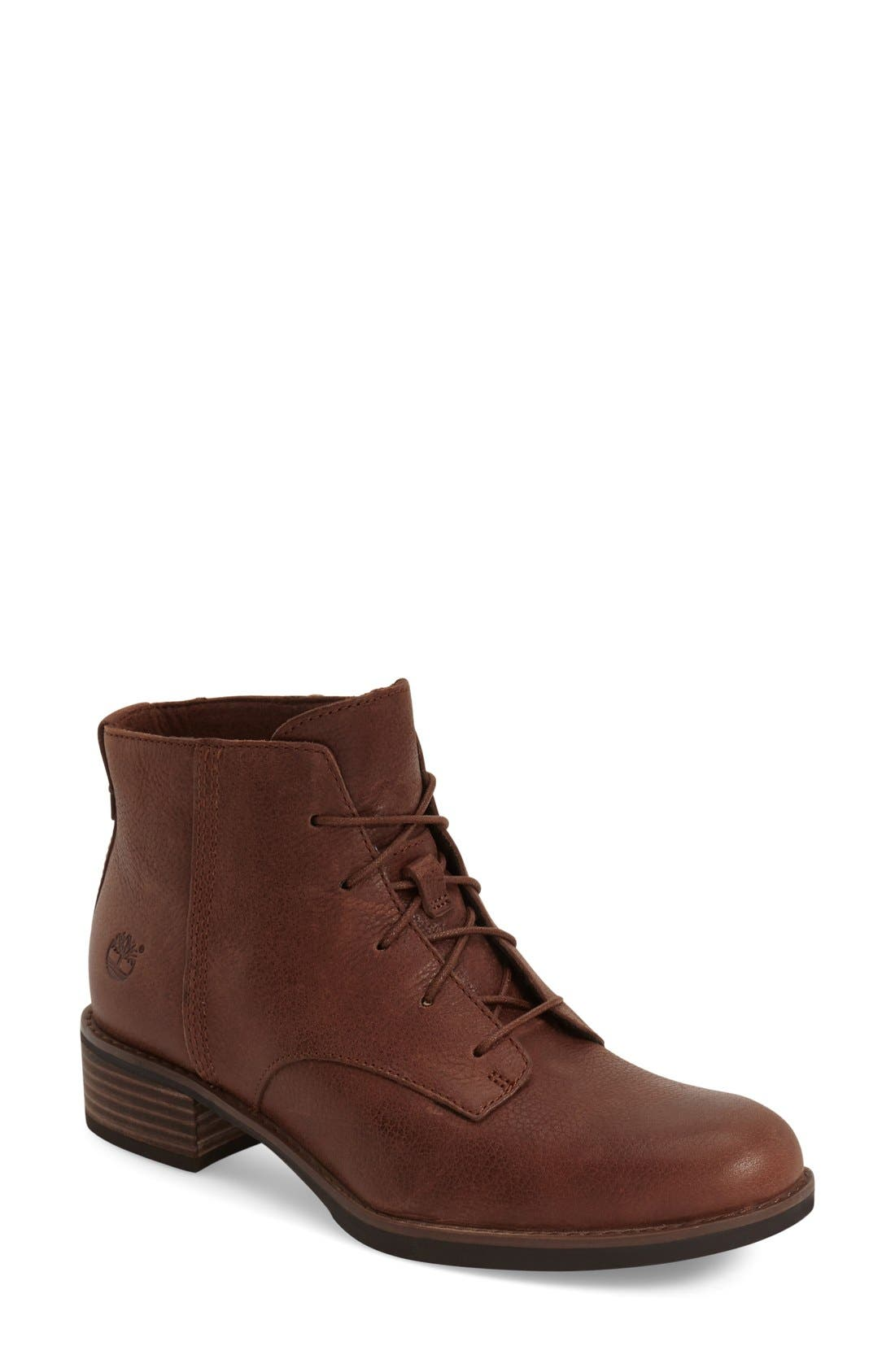 Alternate Image 1 Selected - Timberland 'Beckwith' Lace-Up Chukka Boot (Women)
